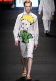 Défilé de mode JC Castelbajac