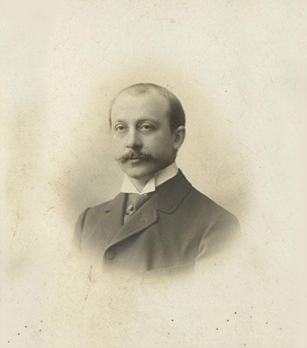 Jean de Saint-Exupéry (1863-1904)