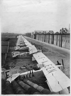 Une convention pour le patrimoine aéronautique