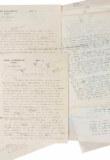 Artcurial : vente d'un manuscrit de Pilote de guerre