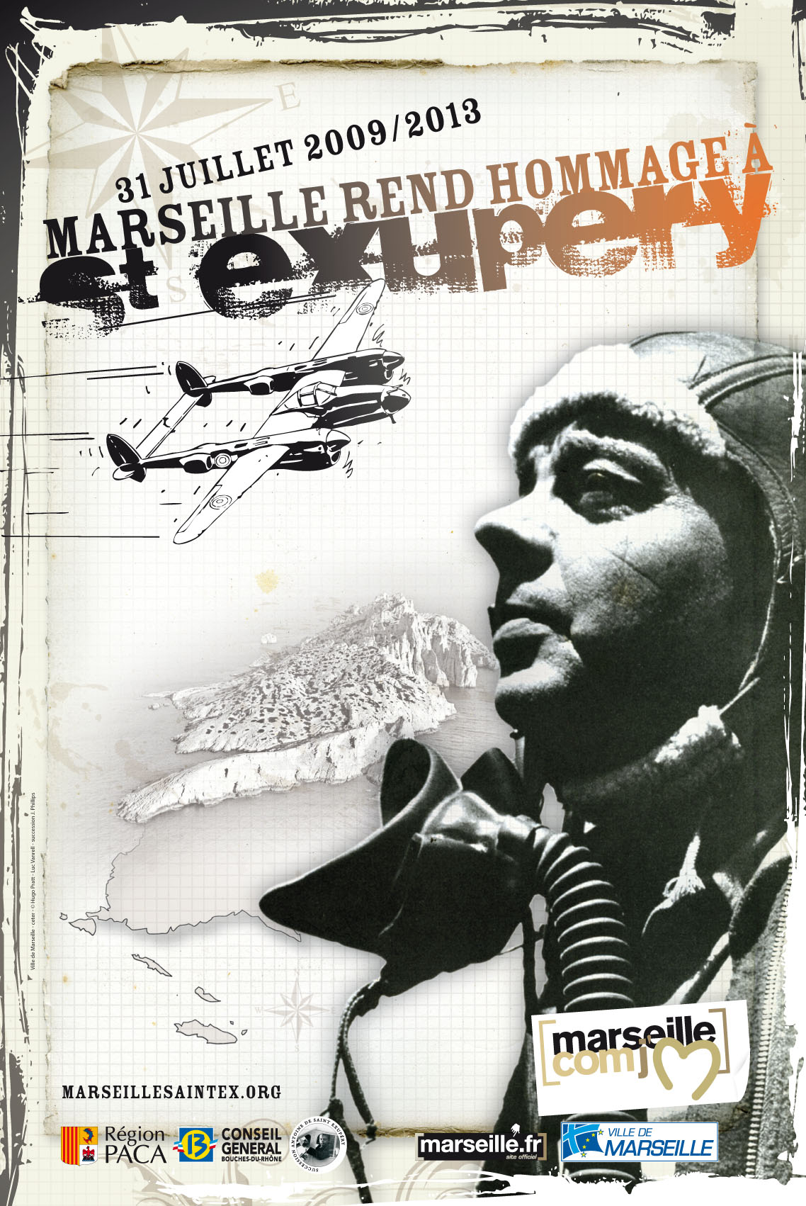 Commémorations marseillaises