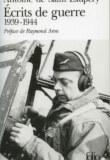 Écrits de guerre 1939-1944  (1982)