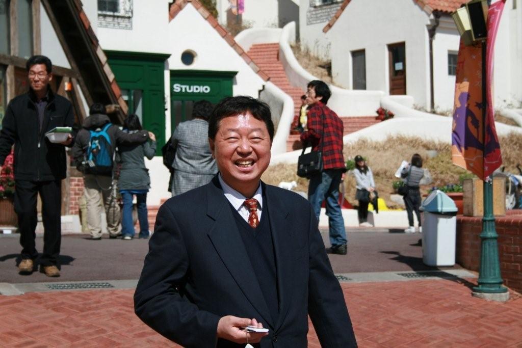 L'invité: Monsieur Han  Créateur du Village Petite France en Corée