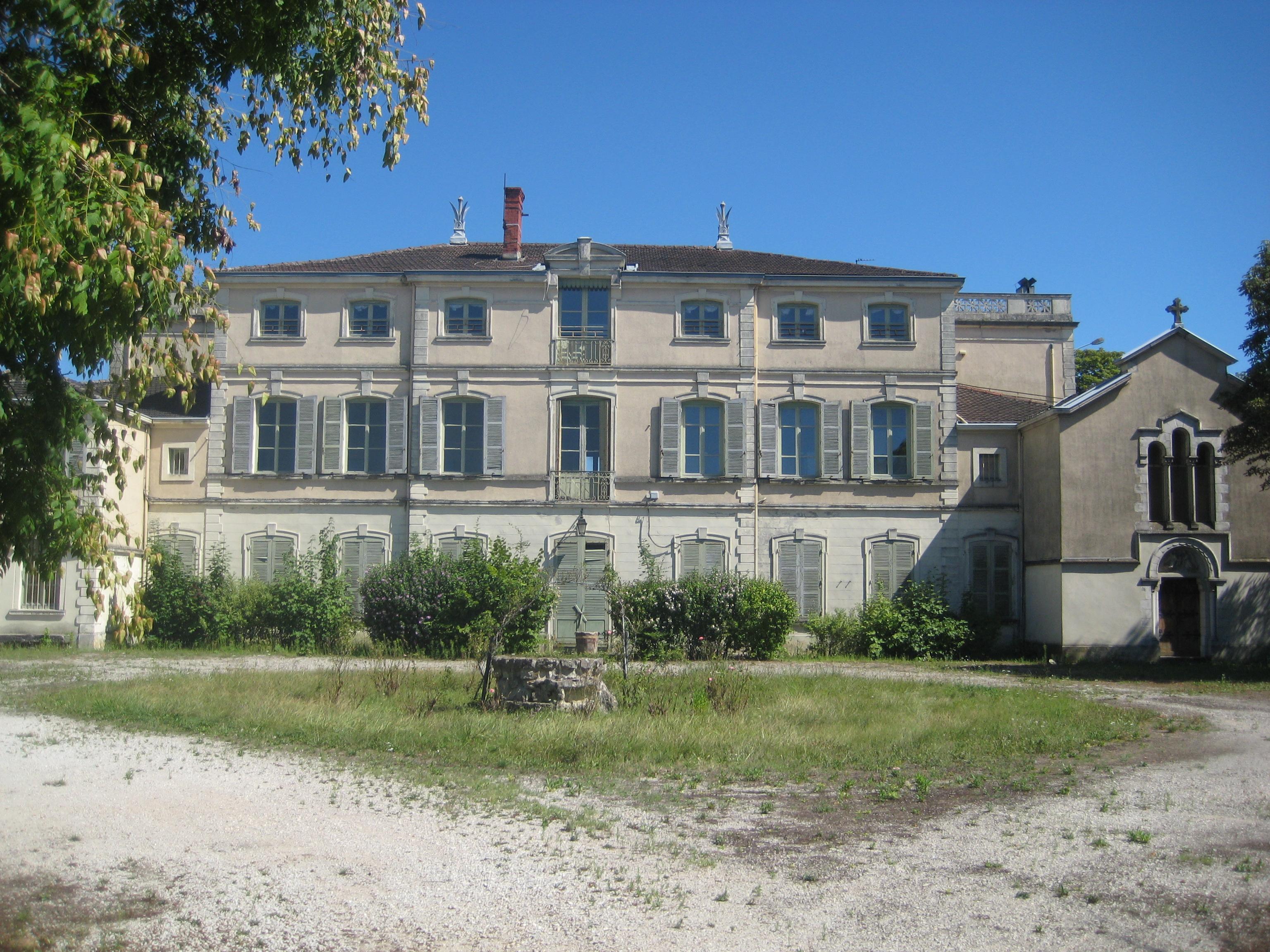 La renaissance du château de Saint-Maurice