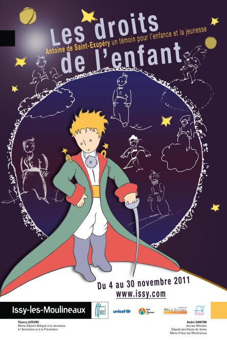 Les droits de l'enfant à Issy-les-Moulineaux