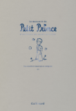 Manuscrit Original du Petit Prince