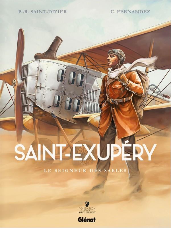 Saint-Exupéry, Le Seigneur des sables