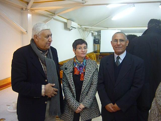 Mustapha Jmahri dévoile la visite  de Saint-Exupéry à Rabat