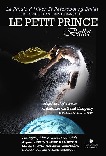 Premières représentations du Ballet Le Petit Prince