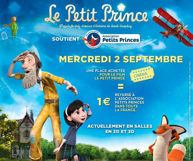 Le Petit Prince réalise toujours des rêves