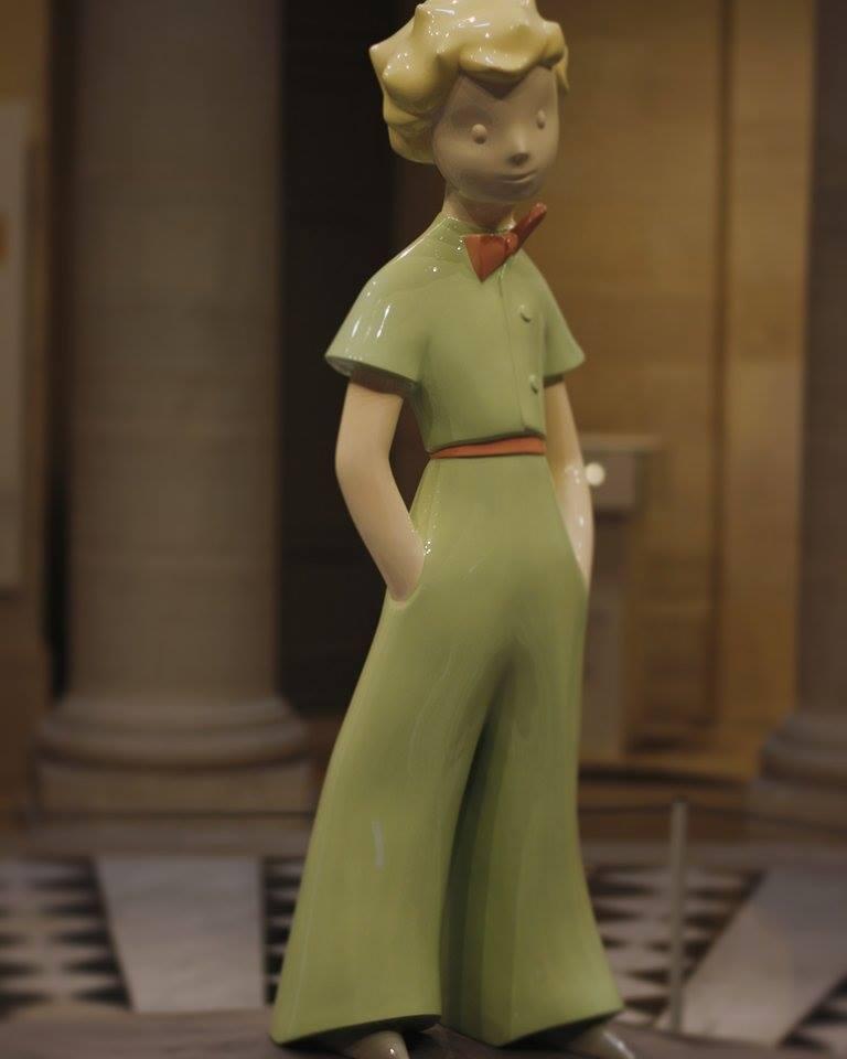 L'exposition du Petit Prince : Après Versailles, Paris V !