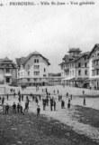 Centenaire de la présence d'Antoine de Saint Exupéry à Fribourg