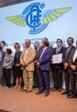 La Coupe Antoine de Saint Exupéry décernée lors du Grand Prix du Patrimoine de l'Aéro-Club de France
