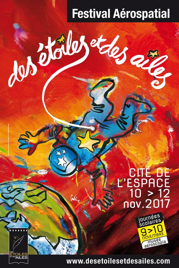 Saint Exupéry et Le Petit Prince à l'honneur du Festival Des Etoiles et Ailes